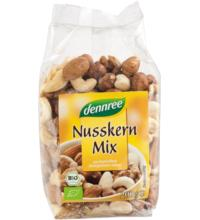 dennree Nusskern-Mix, 200 gr Packung