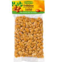 Rapunzel Erdnüsse geröstet, gesalzen, 125 gr Packung