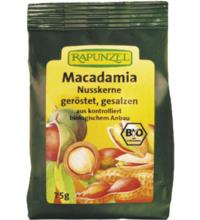 Rapunzel Macadamia Nusskerne, 75 gr Packung