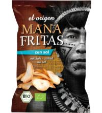 Elbdepot El Origen Manafritas, 60 gr Packunggesalzen