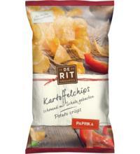 De Rit Kartoffelchips Paprika, 125 gr Packung