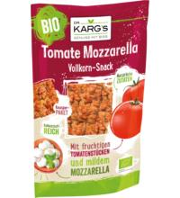 DR. KARG Knäcke Snack Tomate Mozarella, 110 gr Beutel