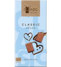 iChoc Classic - Rice Choc, 80 gr Stück -vegan-