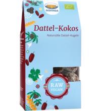 Govinda Dattel-Kokos-Kugeln, 120 gr Packung