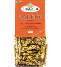 Sommer Pane Picco ASIA mit schwarzem Sesam, 150 gr Packung