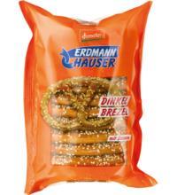 Erdmannh Dinkel - Brezel, mit Sesam, 125 gr Packung