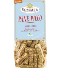 Sommer Pane Picco Mohn und Chilli, 150 gr Packung