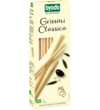 byodo Grissini - Classico, Italienische Knabberstangen, 125 gr Packung