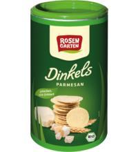 Rosengarten Dinkels Parmesan Cräcker, 100 gr Dose