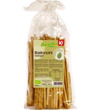 BuonBio Grissini - mit Olivenöl, 250 gr Packung