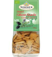 Sommer Oliven-Snacks, Kräuter der Provence 150 gr Packung