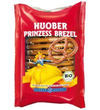 Huober Brezel Prinzess-Brezel Salz, 125 gr Packung