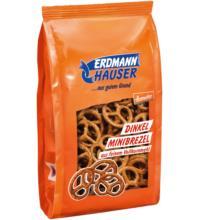 Erdmannh Dinkel - Vollkorn - Minibrezel, 125 gr Packung