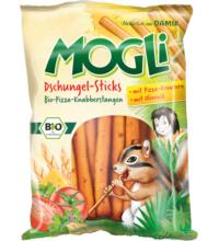 Mogli Dschungel-Sticks Pizza, 75 gr Packung