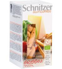 Schnitzer Mini Grissini Pizza, 100 gr Packung -glutenfrei-