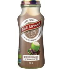 Taste Nirvana Coconut Water Cacao, 0,28 ltr Flasche