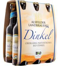 Alsfelder Dinkel, 1 Sixpack (6x0,33ltr)
