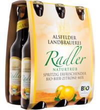 Alsfelder Radler, 1 Sixpack (6x0,33ltr)