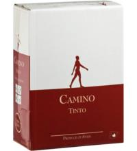 Camino Tinto Bag in Box, 3 ltr Kanister