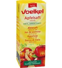 Voelkel Apfelsaft naturtrüb im Tetra Pack, 200 ml Stück