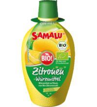 Samalu Zitronenwürzmittel, 200 ml Flasche