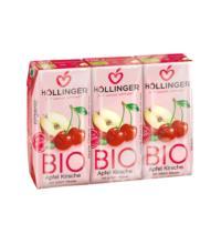 Höllinger Apfel Kirsche, mit Wasser ohne Kohlensäure, 3x 200 ml Tetra Pack