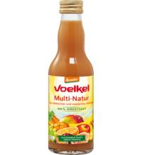 Voelkel Multi-Natur, 0,2 ltr Flasche