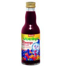 Voelkel 7 Zwerge Kindersaft Unser Original, 0,2 ltr Flasche