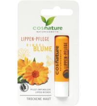 Cosnature Lippenpflege Ringelblume, 4,8 gr Stück