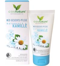 Cosnature MED Gesichtspflege Natursole & Kamille, 50 ml Tube