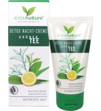 Cosnature Detox Nacht-Creme, 50 ml Tube