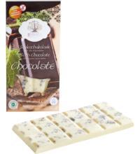 Ecoworld Badeschokolade Schokolade, 120 gr Stück