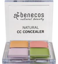 benecos CC Concealer, 6 ml Stück