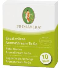 Primavera life Ersatzfliese für AromaStream To Go, 10 St Packung