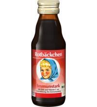 Rotbäckchen Immunstark Mini, 125 ml Flasche
