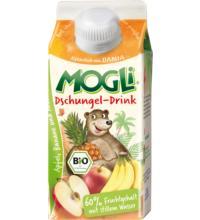 Mogli Dschungel Drink Mehrfruchtsaft, 0,33 ltr Stück