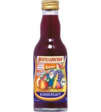 Beutelsbacher Kindersaft, 0,2 ltr Flasche