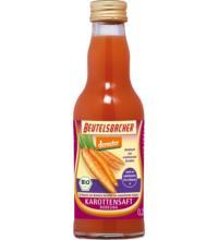Beutelsbacher Karottensaft Rodelika, 0,2 ltr Flasche