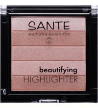 Sante Beautifying Highlighter 01 Nude, 7 gr Stück