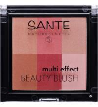 Sante Multi Effect Beauty Blush 02 Cranberry, 8 gr Stück