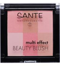 Sante Multi Effect Beauty Blush 01 Coral, 8 gr Stück
