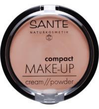 Sante Compact Make up Cream/Powder 02 Beige, 9 gr Stück
