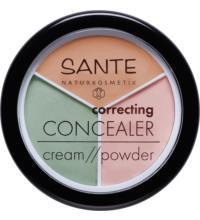 Sante Correcting Concealer 3in1, 6 ml Stück