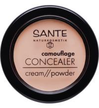 Sante Camouflage Concealer 02 Sand, 3,4 ml Stück