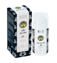 eco cosmetics Tattoo Sonnenlotion LSF 30, 100 ml Spender