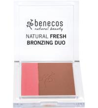 benecos Fresh Bronzing Duo california nights, 8 gr Stück