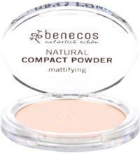 benecos Compact Powder fair, 9 gr Stück