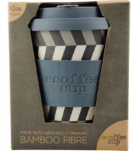 ecoffee cup Bambus To - Go - Becher Look into My Eyes, 355 ml, 1 Stück