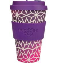 ecoffee cup Bambus To-Go-Becher Stargrape, 400 ml, 1 Stück