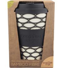 ecoffee cup To-Go-Becher Basketcase, 400 ml, 1 Stück